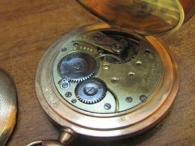 Полное  восстановление хода  механизма и реставрация корпуса  часов OMEGA GRAND PRIX - до ремонта