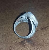 Реставрация кольца - до