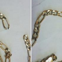 Пайка разорвавшейся цепочки